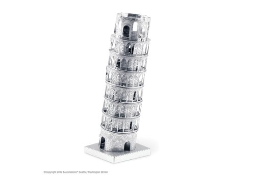 Tower of Pisa - 3D puzzle
