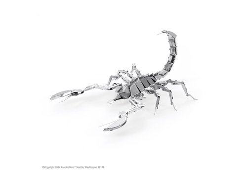 Metal Earth Scorpion - puzzle 3D