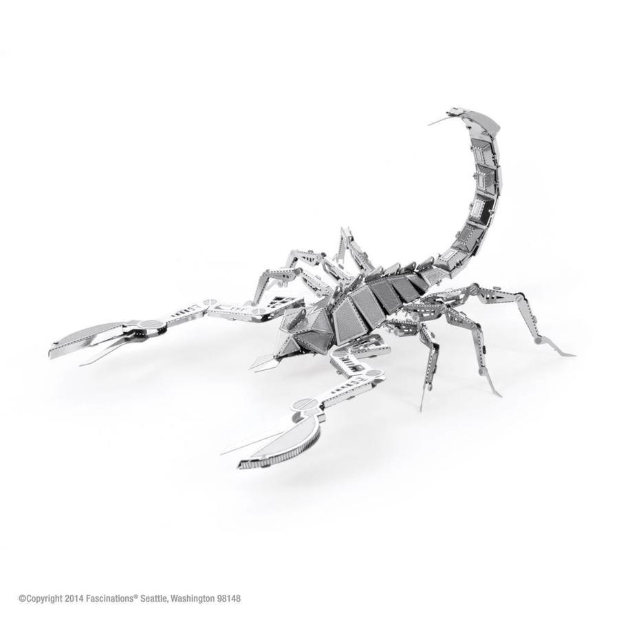 Scorpion - 3D puzzel-1