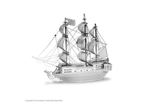 Black Pearl - 3D puzzle