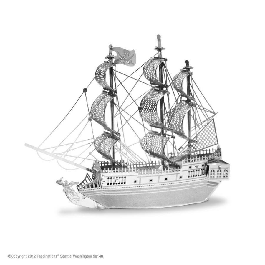 Black Pearl - puzzle 3D-1