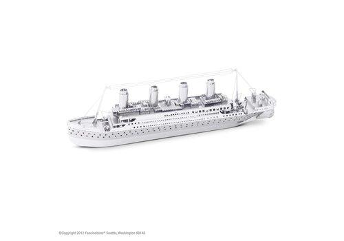 Titanic - 3D puzzel