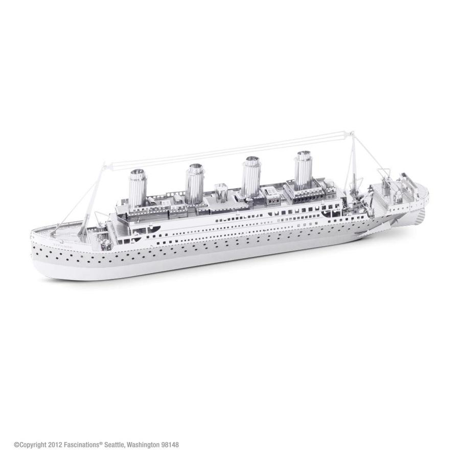 Titanic - 3D puzzel-1