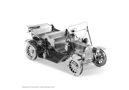 Ford 1908 Model T - 3D puzzle