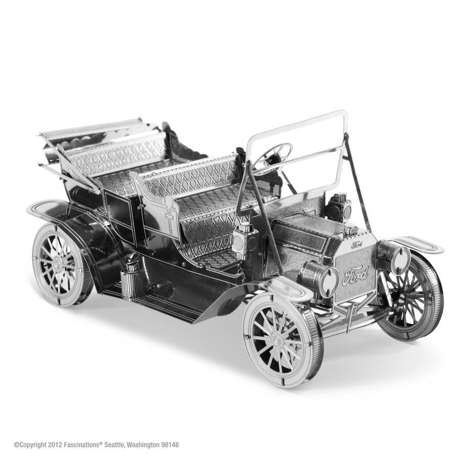 Ford 1908 Model T - 3D puzzel-1