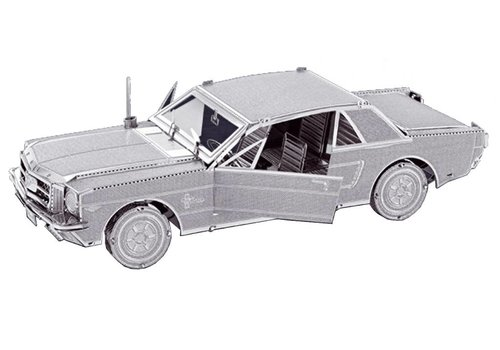 Ford Mustang 1965 - 3D puzzle