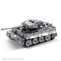 thumb-Tiger I Tank - puzzle 3D-1