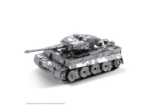 Tiger I Tank - 3D puzzel