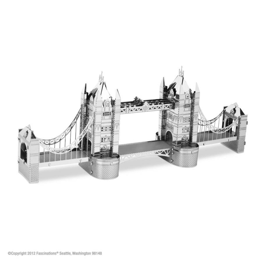 Tower Bridge - 3D puzzle-1