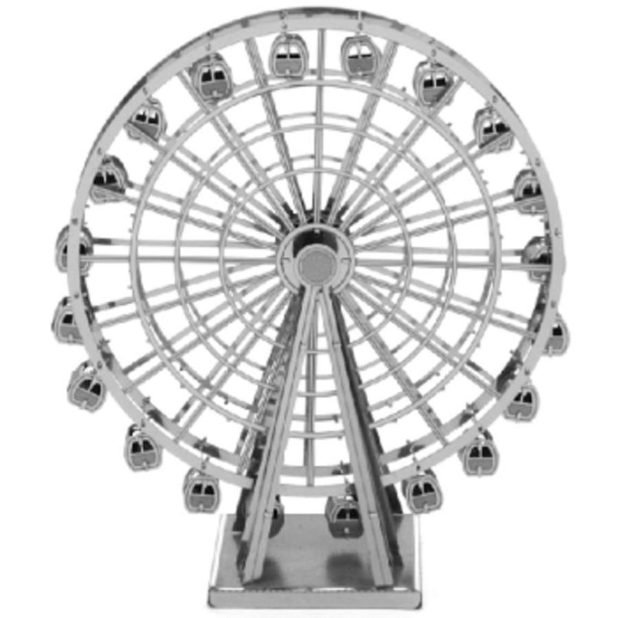 Ferris Wheel - puzzle 3D-2