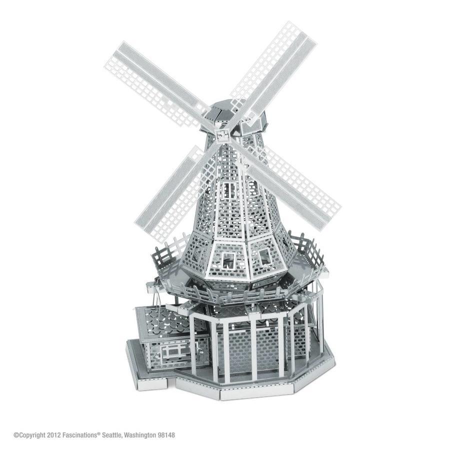 Windmill - 3D puzzel-1