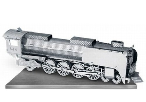 Steam Locomotive - 3D puzzle