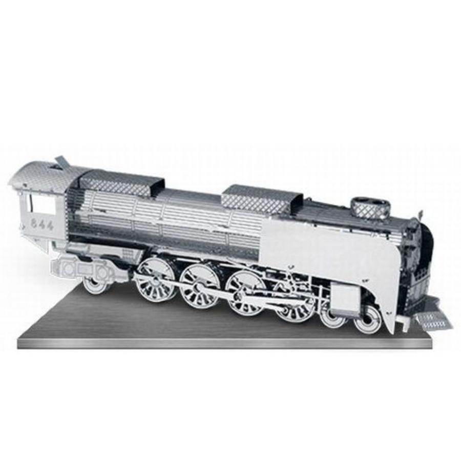 Steam Locomotive - 3D puzzel-1