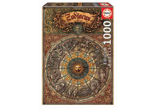 Educa Zodiac - sterrenbeelden - 1000 stukjes