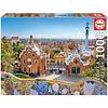 Educa Parc Guell - Barcelona  - puzzel 1000 stukjes