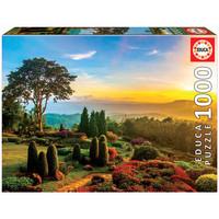 thumb-Prachtige tuin  - puzzel 1000 stukjes-1