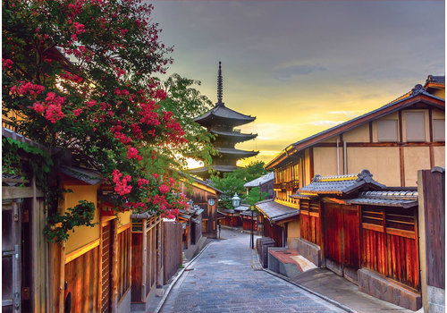 Educa Pagode Yasaka - Kyoto  - 1000 stukjes