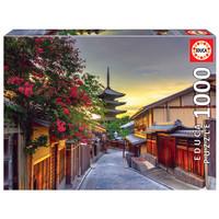 thumb-Pagode Yasaka - Kyoto  - puzzel 1000 stukjes-2