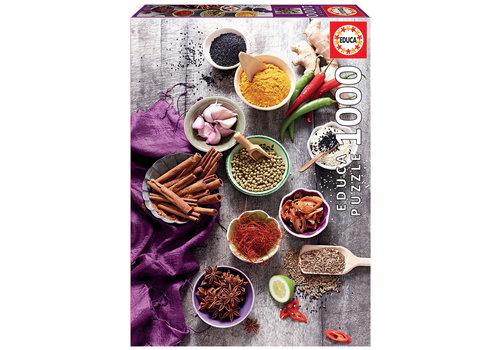 Educa Diverse specerijen - 1000 stukjes