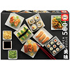 Educa Sushi -  jigsaw puzzle of 500 pieces