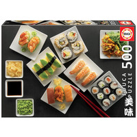 thumb-Sushi -  jigsaw puzzle of 500 pieces-1