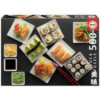 thumb-Sushi - legpuzzel van 500 stukjes-1