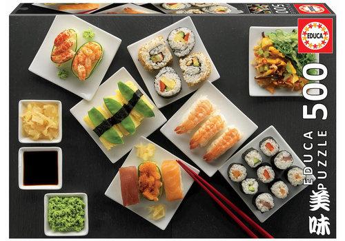 Sushi - 500 pieces