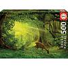 Educa Hertje in het bos - legpuzzel van 500 stukjes
