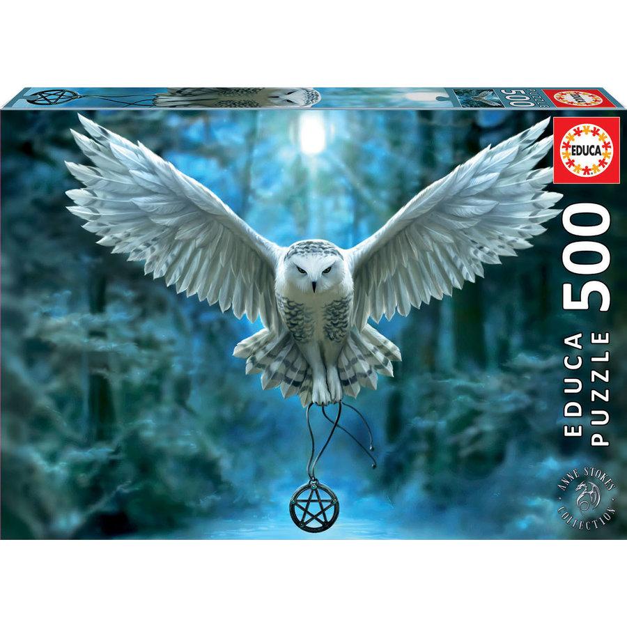 Maak de magie wakker - legpuzzel van 500 stukjes-1
