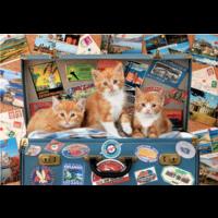 thumb-Katjes op reis - puzzel van 200 stukjes-1