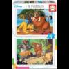 Educa Disney - Leeuwenkoning - Jungleboek - 2 x 20 stukjes