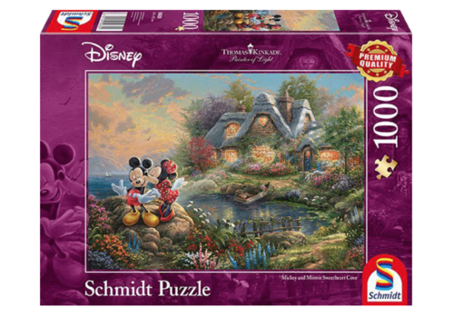 Mickey Mouse - 1000 stukjes