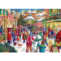 thumb-Secret Santa - Limited Edition - 1000 stukjes-2