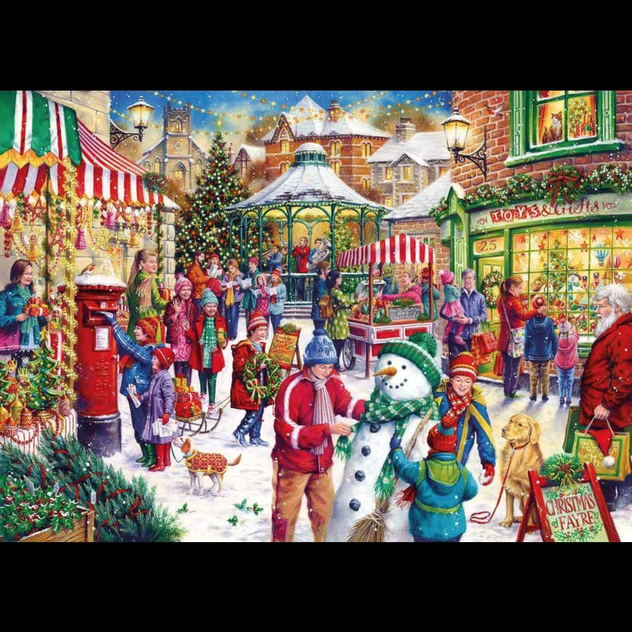 Secret Santa - Limited Edition - 1000 stukjes-2