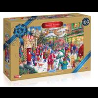 thumb-Secret Santa - Limited Edition - 1000 stukjes-1