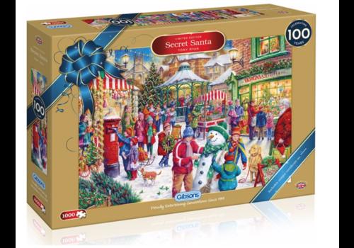 Secret Santa - Limited Edition - 1000 pieces