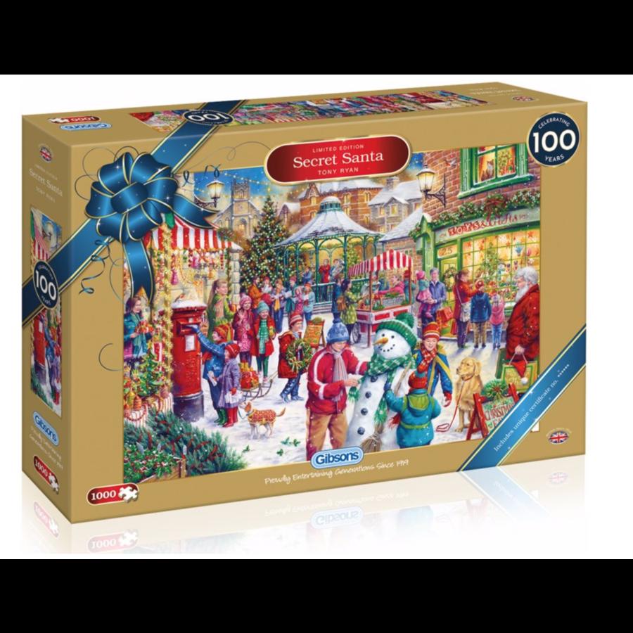 Secret Santa - Limited Edition - 1000 pieces-1