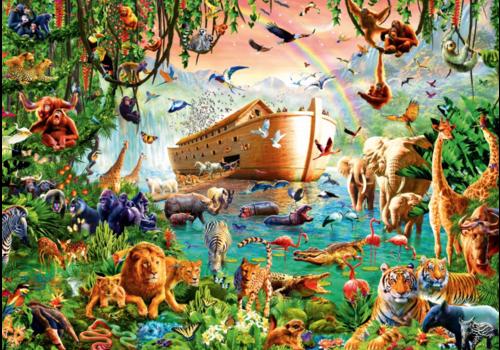 Noah's Ark - 1000 stukjes