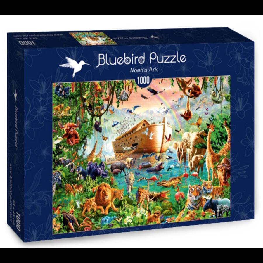 Noah's Ark - puzzel van 1000 stukjes-2