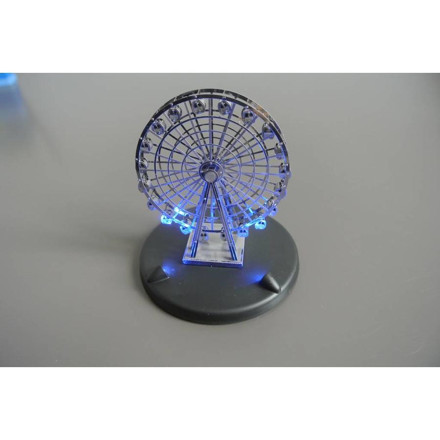 Ferris Wheel - puzzle 3D-1