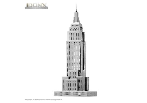 Empire State Building - Iconx 3D puzzle
