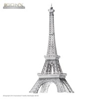 thumb-Eiffel Tower - Iconx 3D puzzle-2