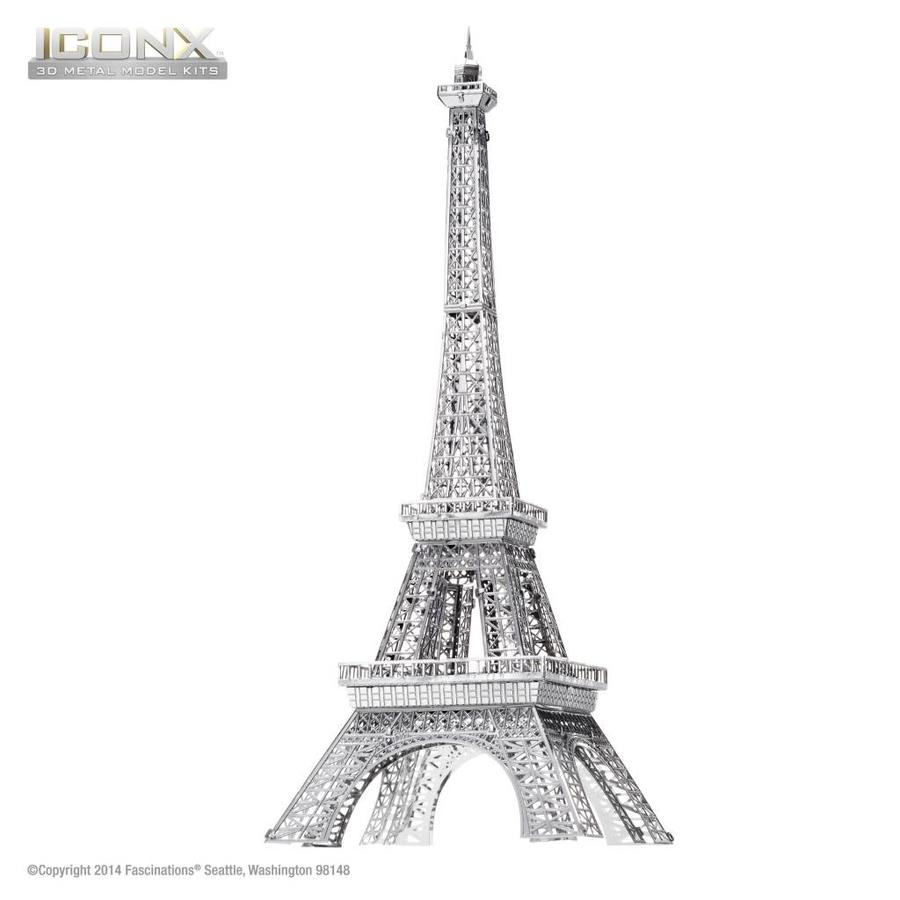 Eiffel Tower - Iconx 3D puzzle-2
