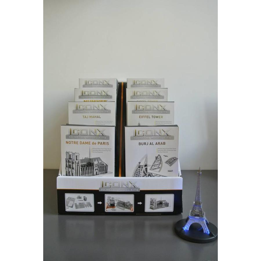 Eiffel Tower - Iconx 3D puzzle-3