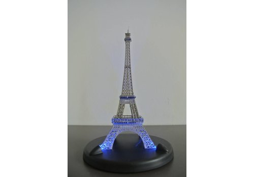 Eiffel Tower - Iconx puzzle 3D