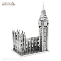 thumb-Big Ben - Iconx 3D-1