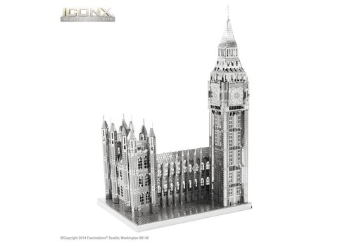 Big Ben - Iconx 3D puzzle