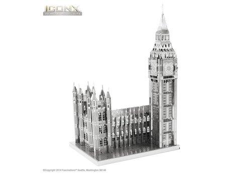 Metal Earth Big Ben - Iconx puzzle 3D