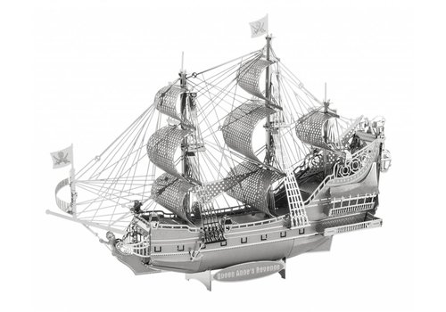 Queen Anne's Revenge - Iconx 3D puzzel
