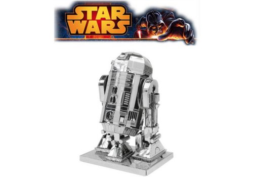 Metal Earth R2-D2 - puzzle 3D